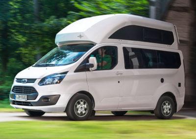 Ford TRANSIT Westfalia Umbau