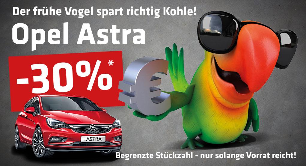 Astra -30%